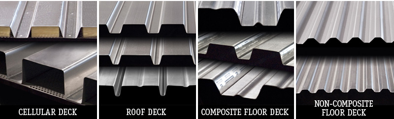 Dacs Steel Decking Products